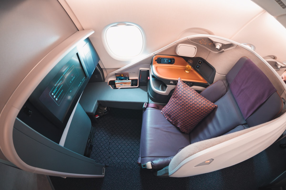 Best Business Class airlines to Australia foto12