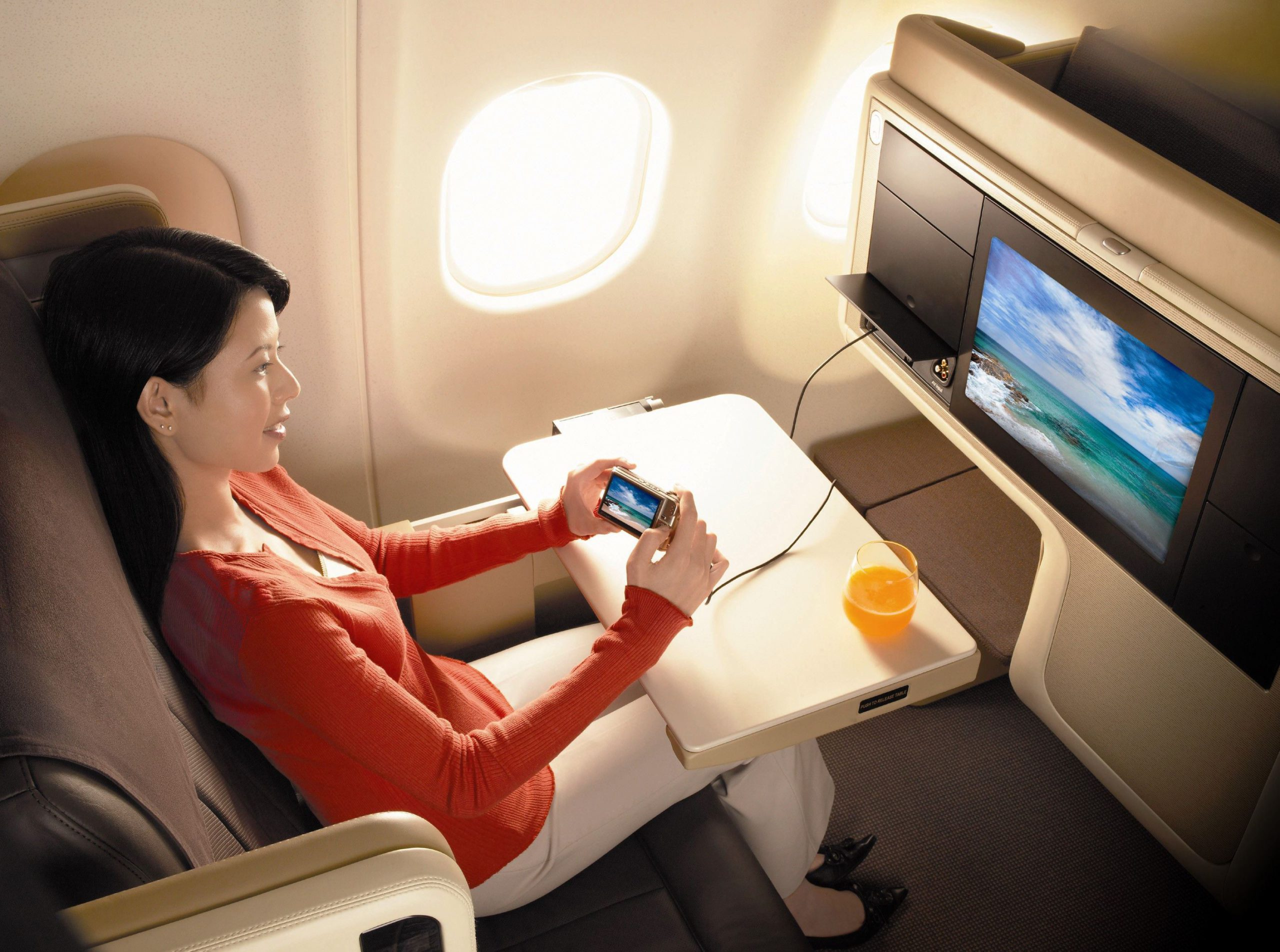 Best Business Class airlines to Australia foto13