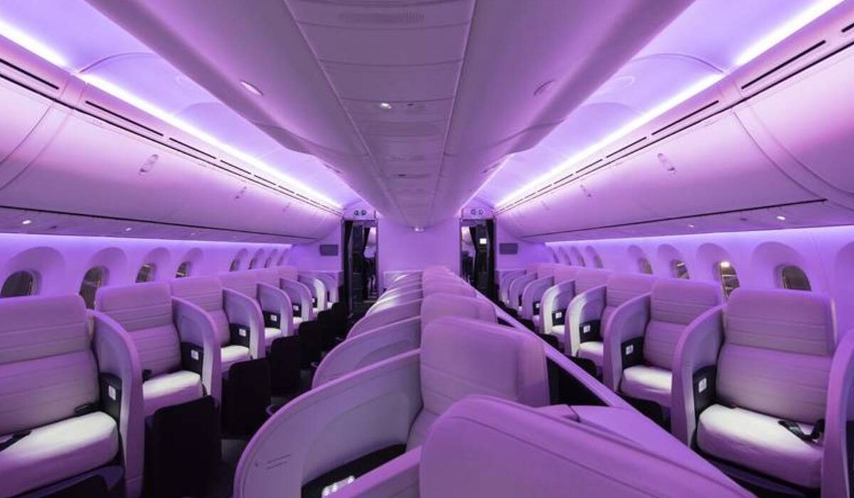 Best Business Class airlines to Australia foto8
