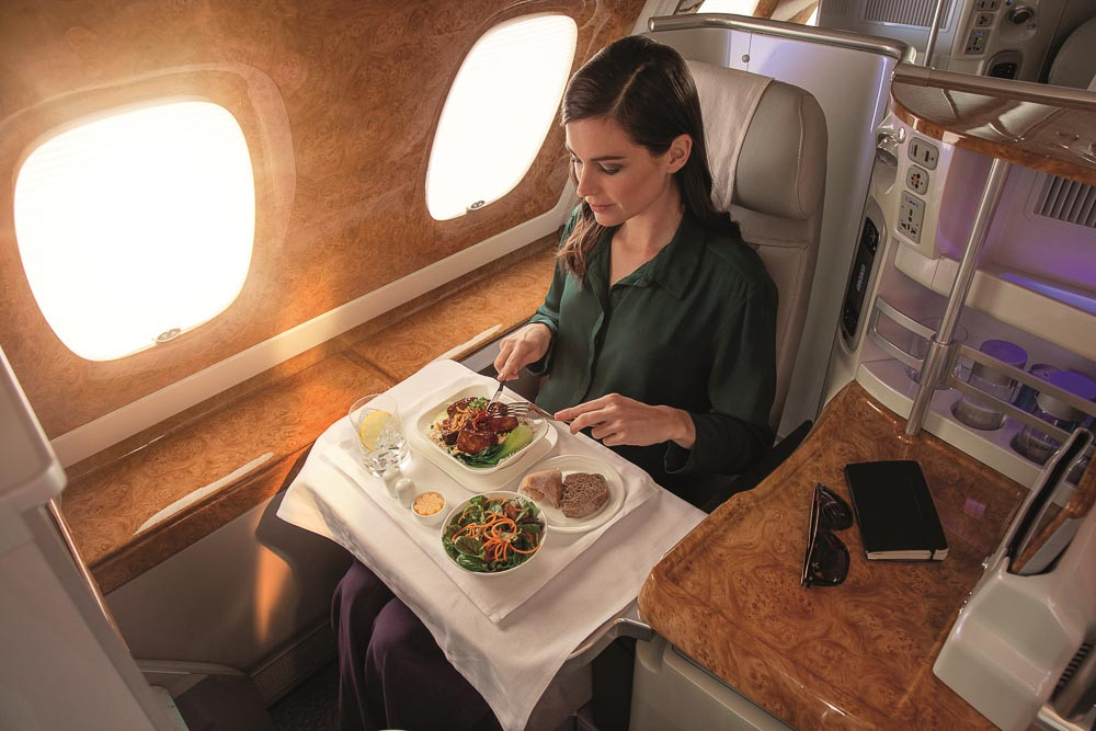 Best Business Class airlines to Australia foto10