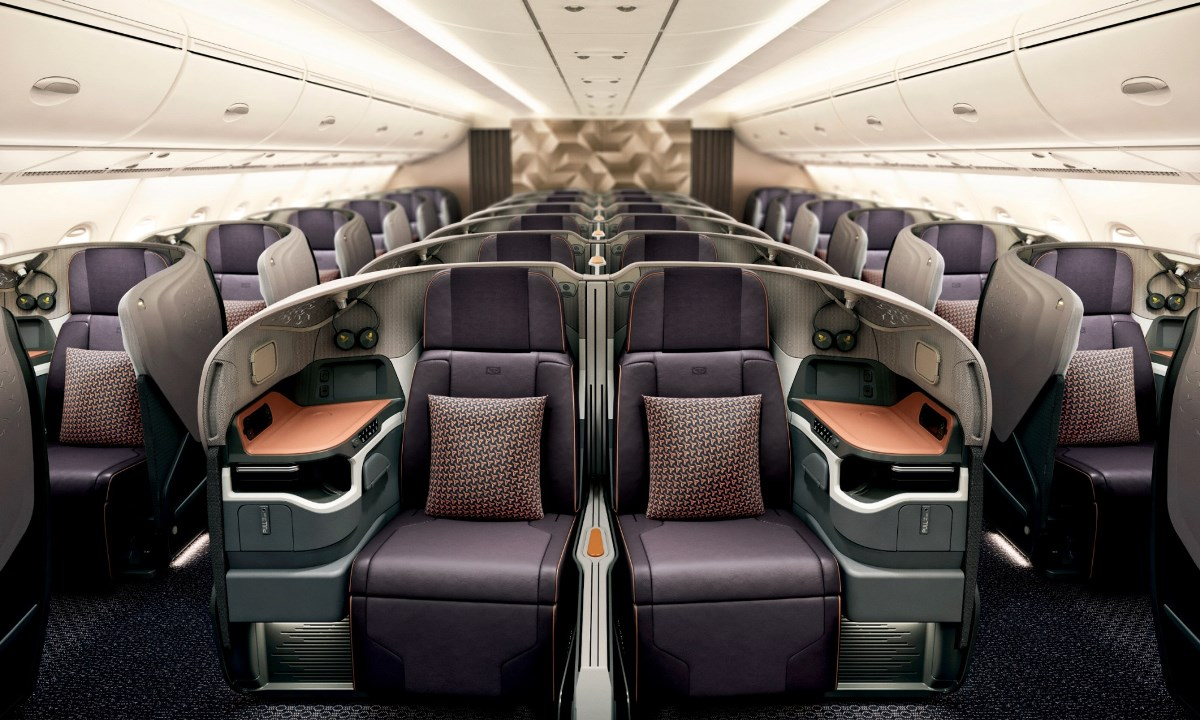 business class to Israel