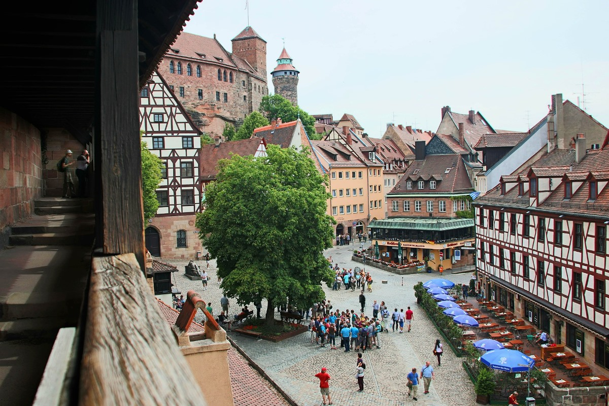 flights to Nuremberg