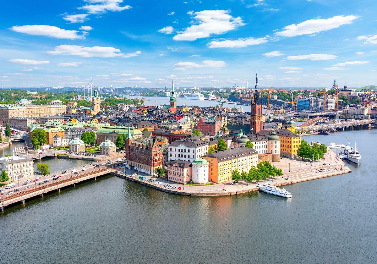 flights to Stockholm